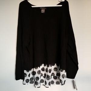 I.N.C. - Fooler Sweater